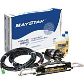SeaStar HK4200A-3 BayStar Compact Hydraulic Steering System <SPACER TYPE=HORIZONTAL SIZE=1> Complete Kit w/Hoses