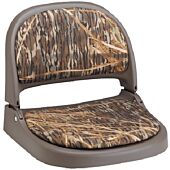 Attwood ProForm Seat, Olive Frame, Shadow Grass Onsert