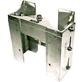 """T-H Marine Pro Hi-Jacker Jack Plate With 6"""" Setback For Outboards Up to 175 HP"""