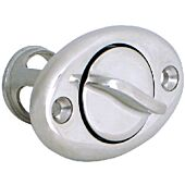 Seachoice Stainless Steel Garboard Drain and Plug