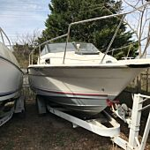 Bayliner 22' Walk Around - Hull Only