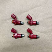 New (4x) Fuel Injector Set Yamaha Outboards Part# 6D8-13761-00-00