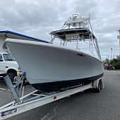 DownEaster 27' Center Console - Complete Rig