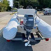Rigid 12' Inflatable - Complete Rig