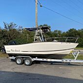 Palm Beach 21' Center Console - Hull Only