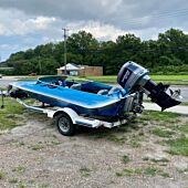 Hydrostream Race Boat - Complete Rig