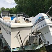 McKee Craft 198 HammerHead WT - Hull Only