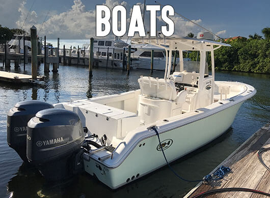 Affordable Pre-Owned Boats