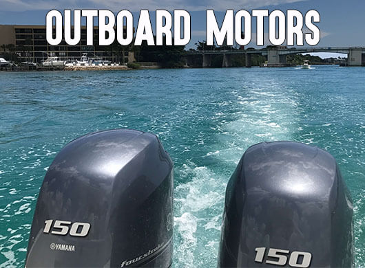 Affordable Pre-Owned Outboard Motors