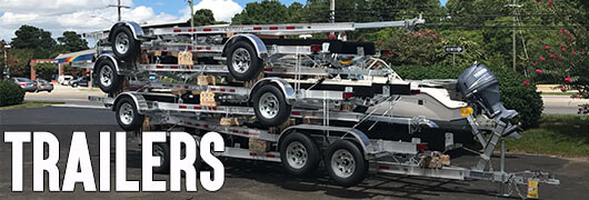 Affordable New & Used Trailers